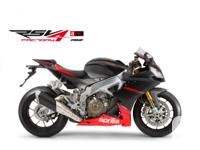 From day one. the RSV4 Factory has been the benchmark