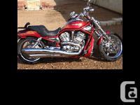 2005 Harley Davidson Screaming Eagle V-Rod VRSCSE
