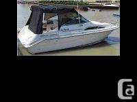 1990 Sea Ray Sundancer. Wonderful boat!. Has 4.3L