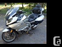 2011 BMW K1600 GTL PRICE REDUCED!!!! 30K service has
