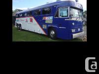 1973 MCI Motor Coach 40 feet Diesel Class A RV