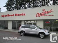 Local. 1 owner. well maintained 2011 Honda CRV EXL-Navi