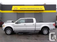 2010 FORD F150 SUPER CREW LARIAT four