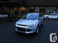 2014 FORD ESCAPE SE 1.6L ECOBOOST. AWD. TOUCH SCREEN