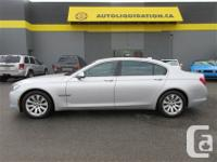 2009 BMW 750LI...THIS LOCAL BC UNIT IS EQUIPPED WITH AN