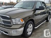 AMAZING TRUCK COMES WITH A 5.7 HEMI SO IS GOOD FOR ANY