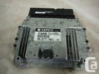 2012 2013 2014 Hyundai Accent 1.6L Engine Control