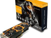 Sapphire Radeon R9 280X TOXIC NEW! only opened to test