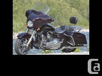 2014 Harley Davidson FLHXS Street Glide Special Listing