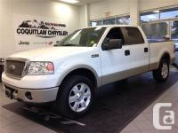 LOW KMS. Locally Driven and NO ACCIDENTS! Ford F150