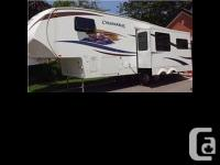 2010 Coachmen Chaparral in Ontario, CA Perfect for the