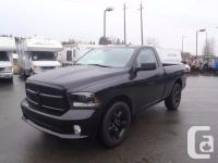 2015 Dodge Ram 1500 Regular Cab Short Box two