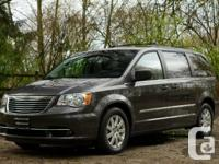 With room for the whole family. this 2015 Chrysler Town