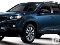 2013 Kia Sorento EX LuxuryThis local 1 owner Sorento