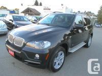 2007 BMW X5 4.8i four Door Luxury SPORT UTILITY VEHICLE