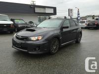 2011 Subaru Impreza WRX Limited five Gear Comments:2011