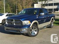 2009 Dodge Ram 1500 Laramie Crew Cab Dodge has been