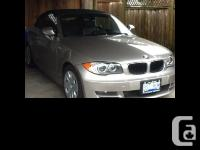 2011 BMW 128i Convertible Original owner 63379mis V6