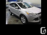 2014 Ford Escape SE 2.4 liter inline 4 cyl engine