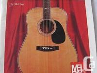 Fun with the GUITAR Mel Bay Sheet Music Song Book 1958