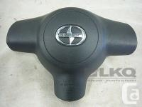 2005 Scion tC Drivers Steering Wheel Airbag Airbag OEM