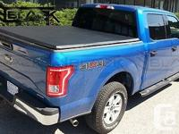 2004-2015 FORD F150 5.5 feet SHORT BED Tri-Fold Cover |