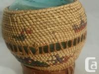 Beautiful and rare Nuu Chah Nulth aka Nootka Cedar
