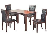 Table Size: 120 cm X 75 cm Table Top: eighteen MM MDF
