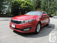 Wow! This 2013 Kia Optima LX 4D FWD Sedan has barely