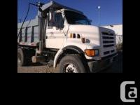 1998 Ford L900 Dump Truck 325 Cummins Engine Brand new