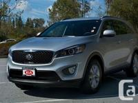 This 2016 Kia Sorento LX has all the right features in