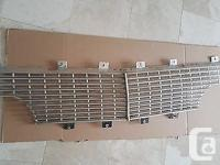 1961 Ford Thunderbird Front Grill , This item is in