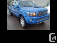 2011 Toyota Tacoma Sport Supercharged This is my daily