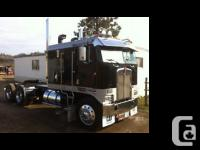 1986 Kenworth K100 425 cat b model thirteen speed big