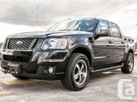 4.6l V8 295hp. Black Alloy wheels. USB. Leather. Tow