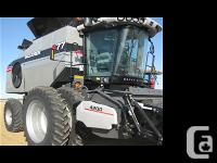 2012 Gleaner S-77 Fully loaded and comes equipped with