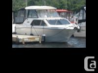2005 Bayliner Classic Cruiser 242 EC Engine -