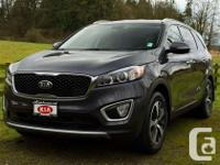 Get close to nature in this 2016 Kia Sorento LX+.