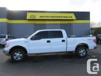 2013 FORD F150 SUPER CREW four wheel-drive XLT...THIS
