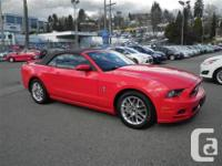 New Inventory!!! This 2014 Ford Mustang V6 Premium