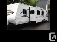 2011 Forest River Surveyor Ecolite SVT 307. 2011