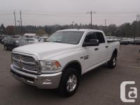 2013 Dodge Ram 2500 HD SLT Crew Cab Short Box four