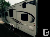2013 Jayco Eagle Super Lite Travel Trailer. 2013 Ealge