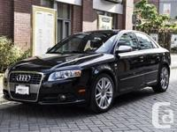 Extremely low mileage S4 with only 18.120km 4.2 liter