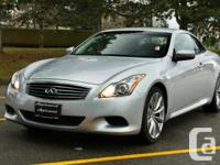 Destined for success. this 2009 Infiniti G37