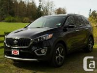 Rock the casbah with this 2016 Kia Sorento EX.