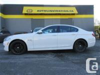 2011 BMW 535i XDRIVE...THIS 1 owner LOCAL BC UNIT IS
