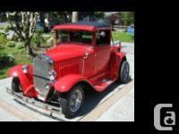 Ford Model A Pickup . Highly Modified 31 Ford show