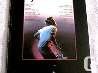 1984 - FOOTLOOSE MOVIE SOUNDTRACK - PIANO SONGBOOK -