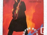 1989 - JIMMY PAGE - SUPER ROCK GUITARIST - GUITAR